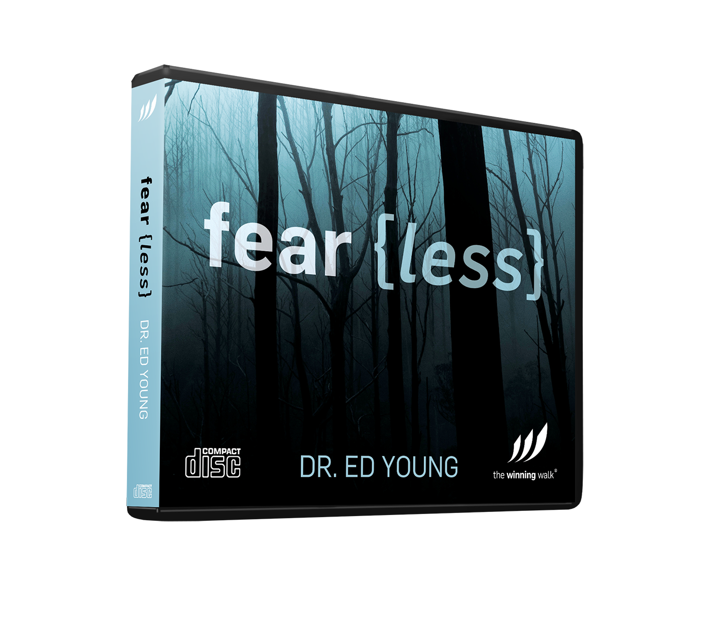 Don't let fear control you—live fearless!