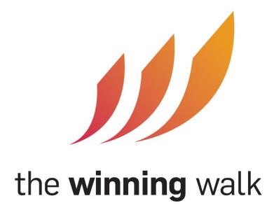 The Winning Walk